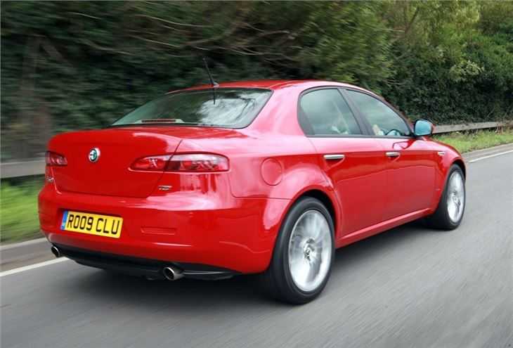 Alfa Romeo 159 2006 Car Review Honest John
