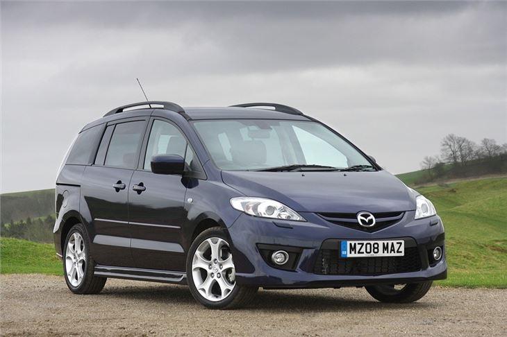 Mazda Car Review Honest John - Mazda premacy problems