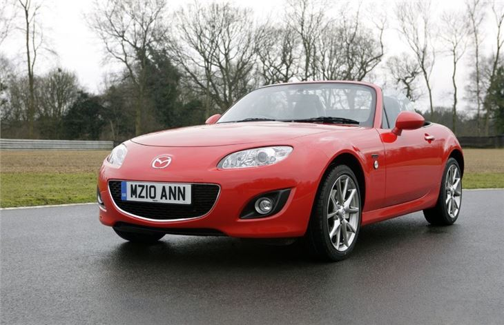 Mazda Mx 5 2005 Car Review Honest John