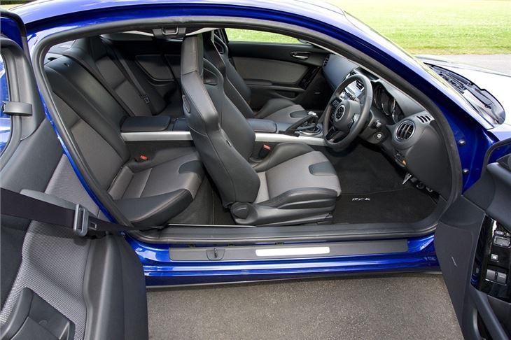 Mazda 3 Mpg >> Mazda RX8 2003 - Car Review | Honest John