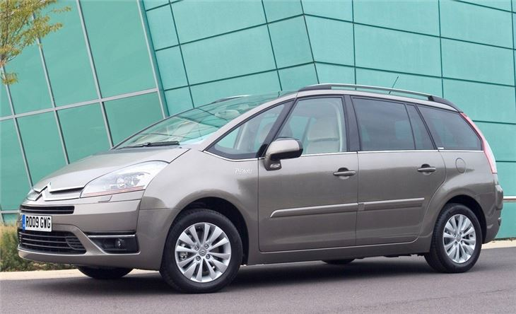 citroen c4 grand picasso 2007 car review honest john