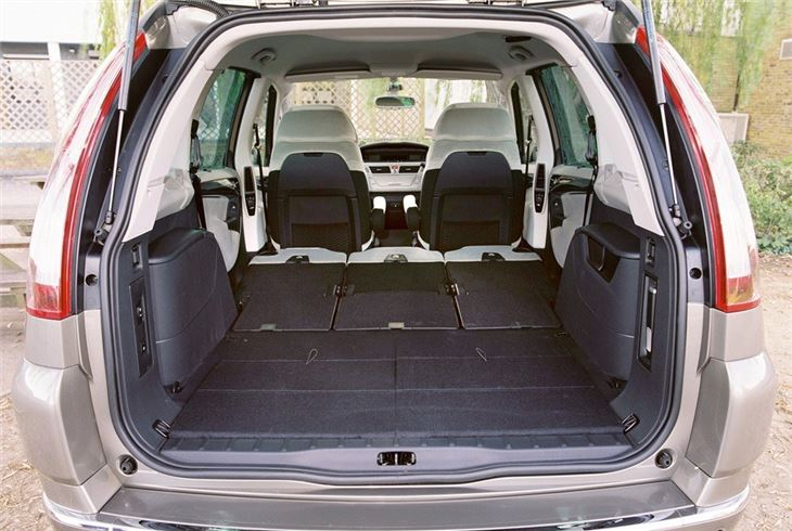 citroen c4 grand picasso 2007 car review honest john. Black Bedroom Furniture Sets. Home Design Ideas