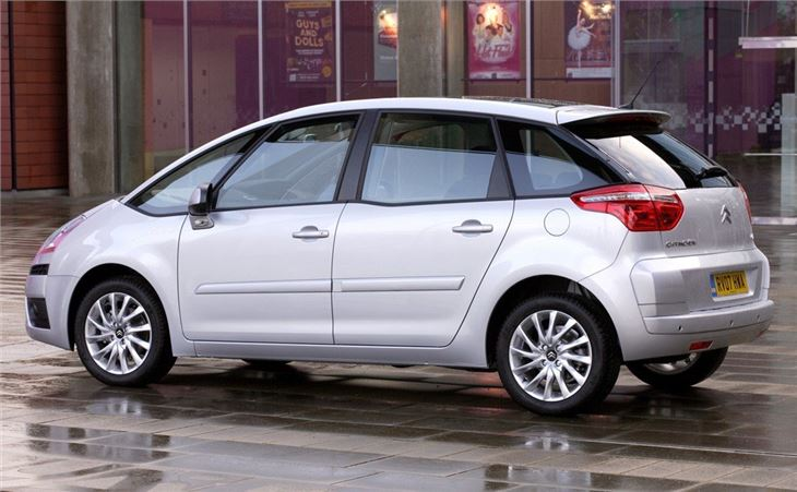 Citroen C4 Picasso 2007 Car Review Honest John