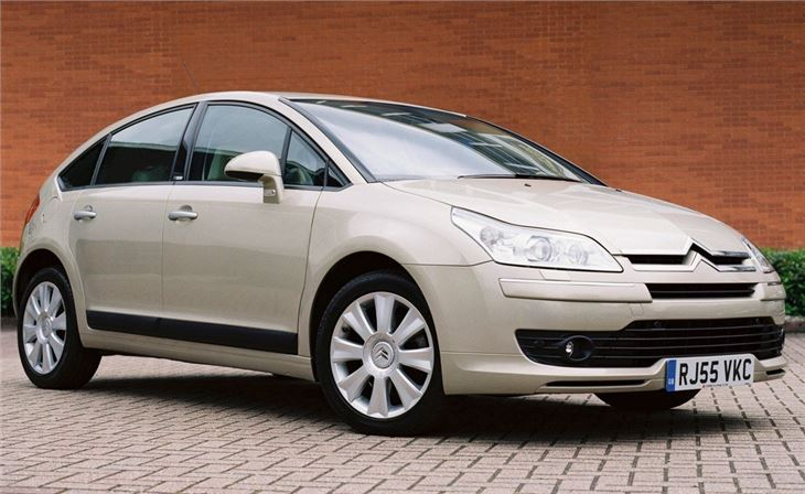 Citroen C4 2004 Car Review Honest John