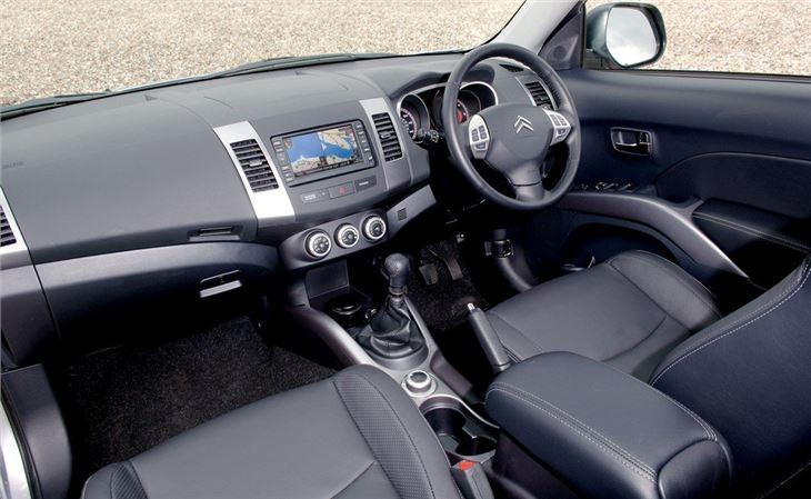 2014 Ford Focus Warranty >> Citroen C-Crosser 2007 - Car Review | Honest John