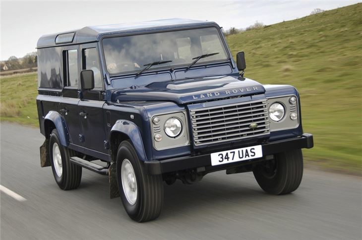 Land Rover Defender 1984 Car Review Honest John