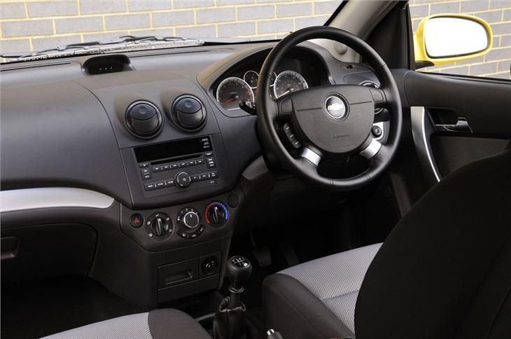 Chevrolet Aveo 2008 - Car Review | Honest John