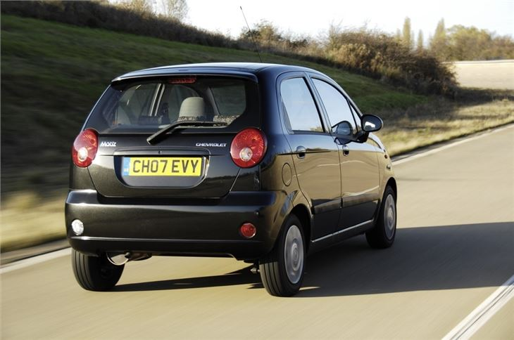 Chevrolet Matiz 2005 Car Review Honest John