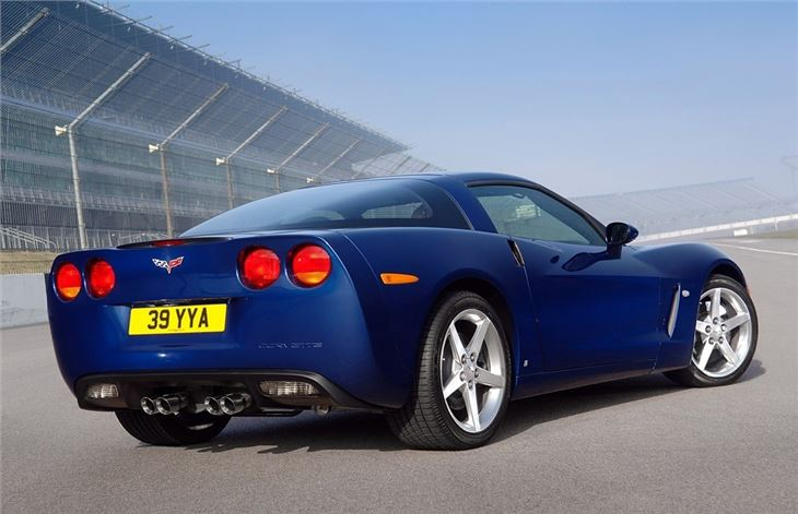 Chevrolet Corvette C6 2005 Car Review Honest John