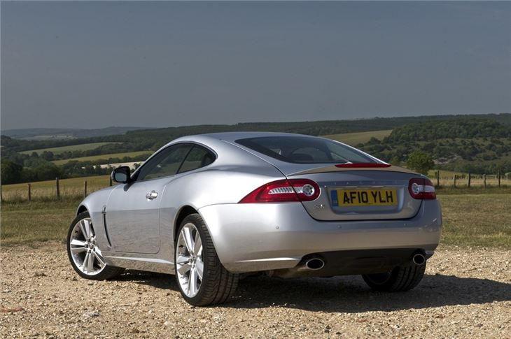 Jaguar Xk 2006 Car Review Honest John