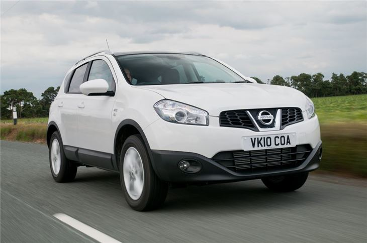 nissan qashqai 2007 car review honest john. Black Bedroom Furniture Sets. Home Design Ideas