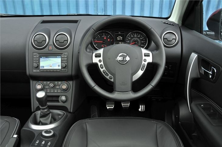Nissan Qashqai 2007 - Car Review - Interior | Honest John