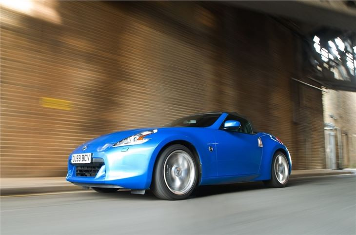 Nissan 370z Roadster 2010 Car Review Honest John