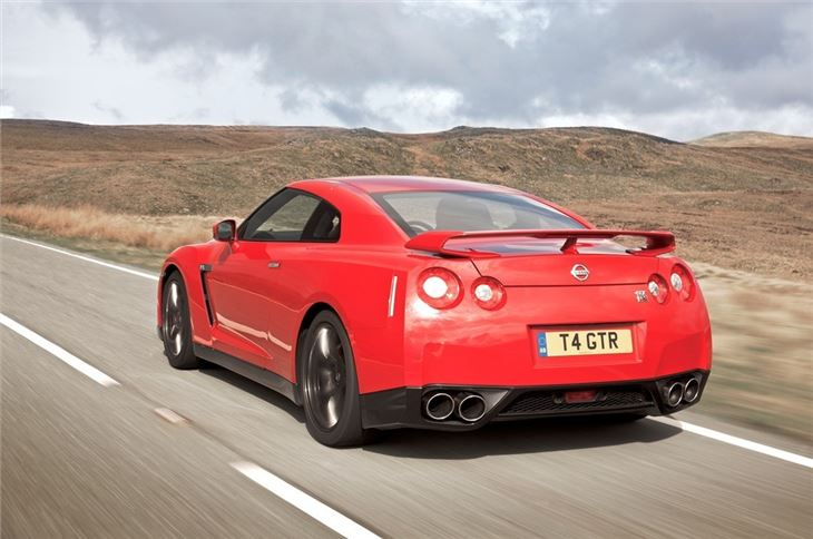 Nissan GT-R 2009 - Car Review | Honest John