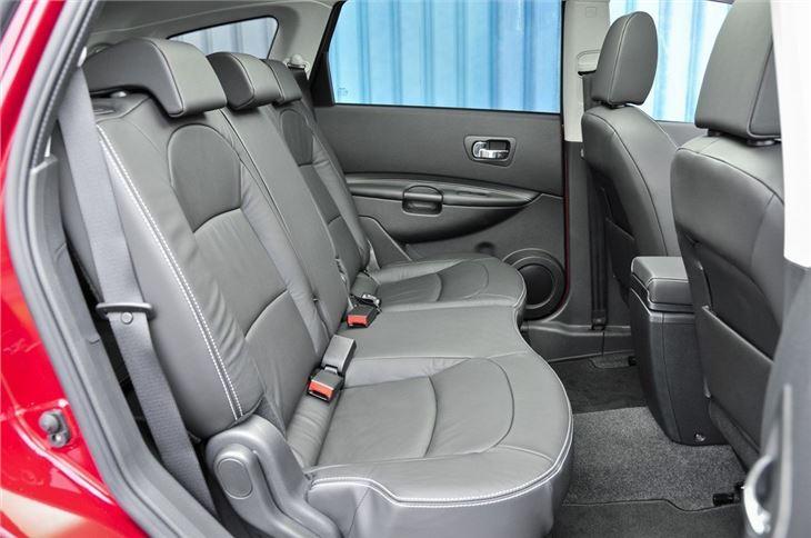 Nissan Qashqai 2 2008 Car Review Honest John