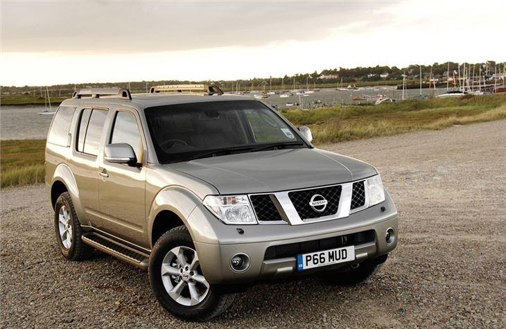 Car Finance Calculator >> Nissan Pathfinder 2005 - Car Review | Honest John