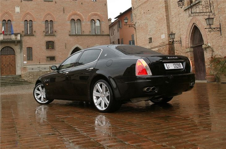 Maserati Quattroporte 2004 Car Review Honest John