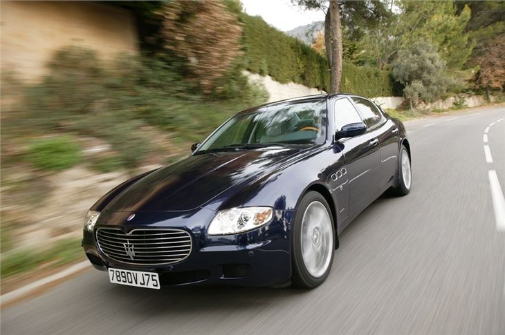 Maserati Quattroporte 2004 - Car Review | Honest John