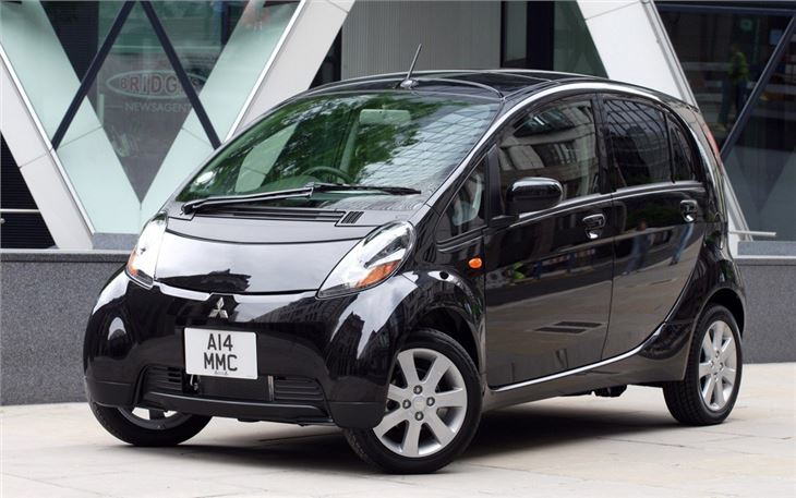 Mitsubishi i 2007 - Car Review | Honest John