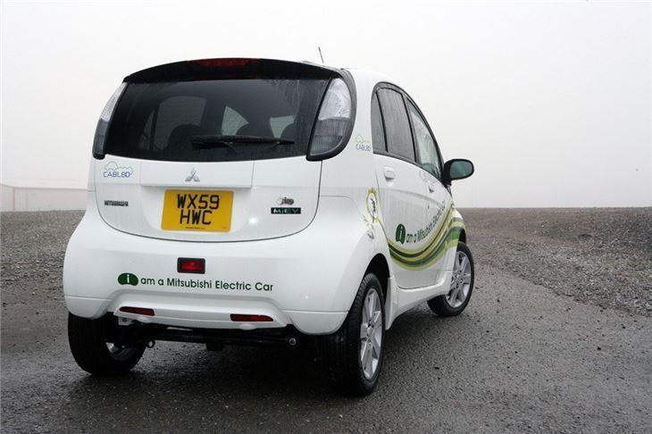 Mitsubishi i MiEV 2009 - Car Review | Honest John