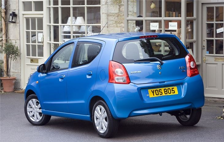 Suzuki Alto 2009 - Car Review | Honest John