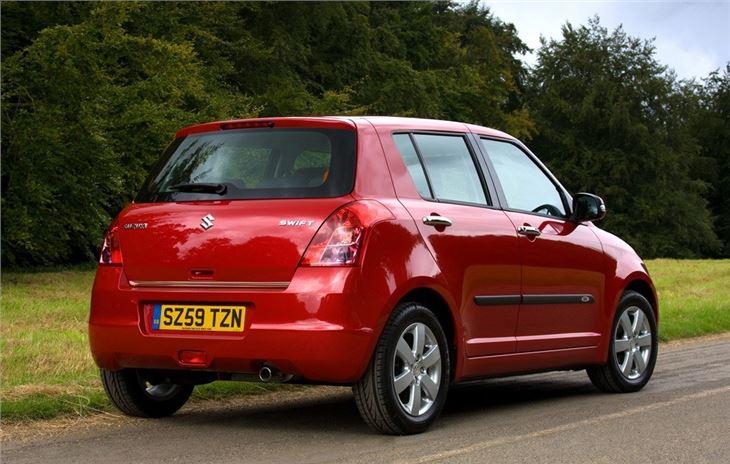 Suzuki Swift 2005 Car Review Honest John