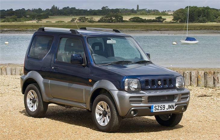 Suzuki Jimny 1998 - Car Review | Honest John