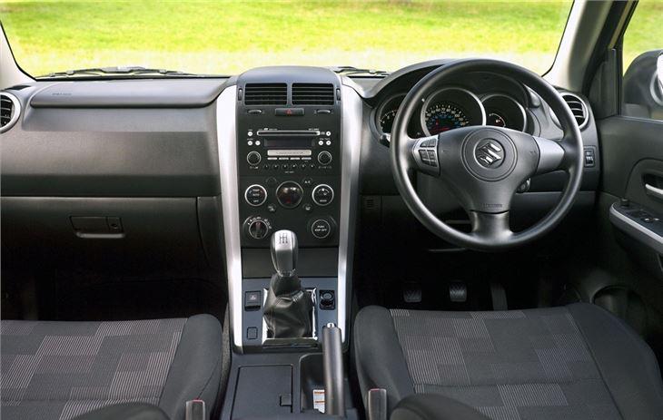Suzuki Grand Vitara 3dr 2005 Car Review Honest John