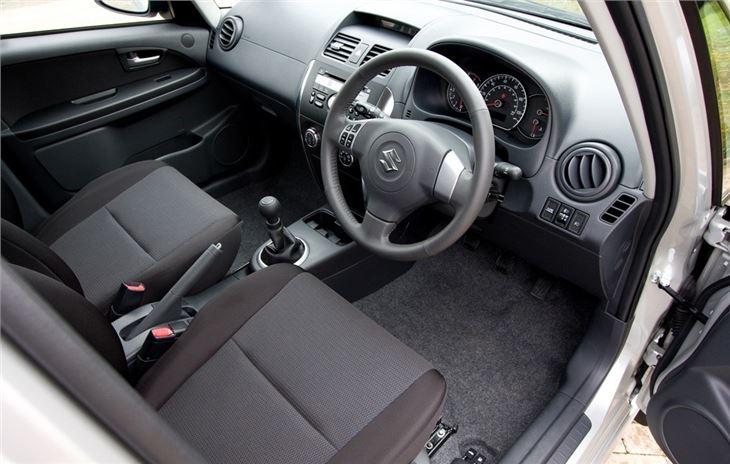 Suzuki Sx Saloon Review