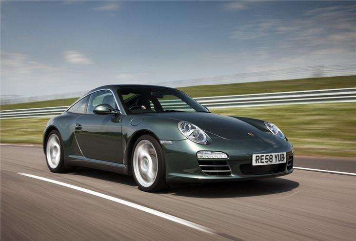 Porsche 911 997 2 2008 Car Review Honest John