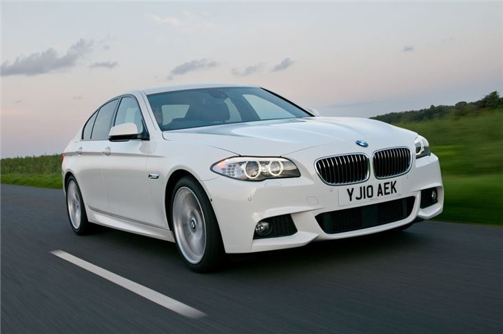 Bmw 5 Series F10 2010 Car Review Honest John