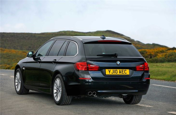 BMW 5 Series F11 Touring 2010 - Car Review | Honest John