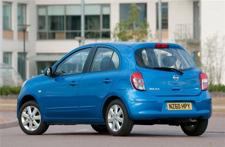 Nissan Micra 2010 Car Review Honest John