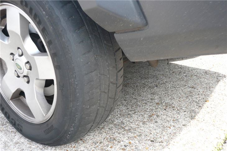 Defective Tyre Prosecutions Hit Seven Year High Legal Advice