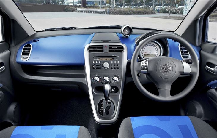 Vauxhall Agila 2008 Car Review Honest John
