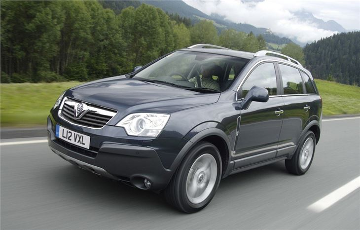 vauxhall antara 2007 car review honest john. Black Bedroom Furniture Sets. Home Design Ideas