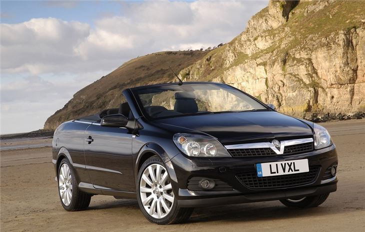 Vauxhall Astra Twintop 2006 Car Review Honest John