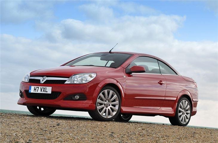 Vauxhall Astra Twintop 2006 - Car Review | Honest John