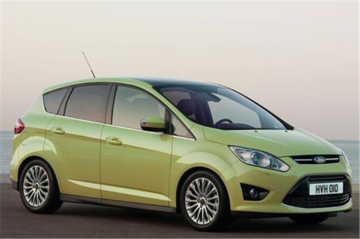 Ford c max and grand c max 2010 road test road tests for C max porte coulissante