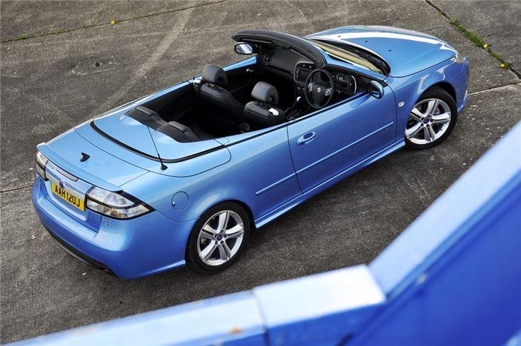 SAAB 9-3 Convertible 2003 - Car Review | Honest John