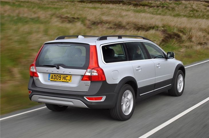 Xc70 volvo review
