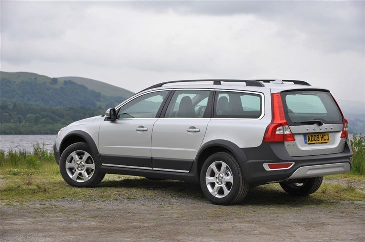 2007 volvo xc70 review