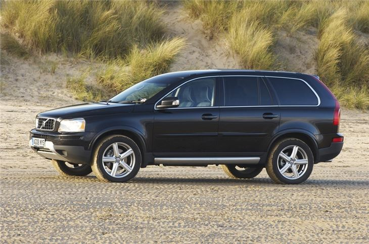 Volvo xc90 2002 car review honest john introduction publicscrutiny Image collections
