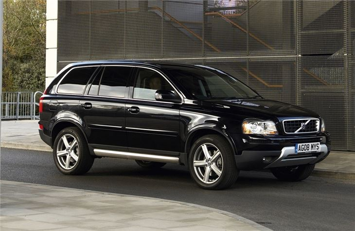 Volvo xc90 2002 car review honest john next model history publicscrutiny Image collections