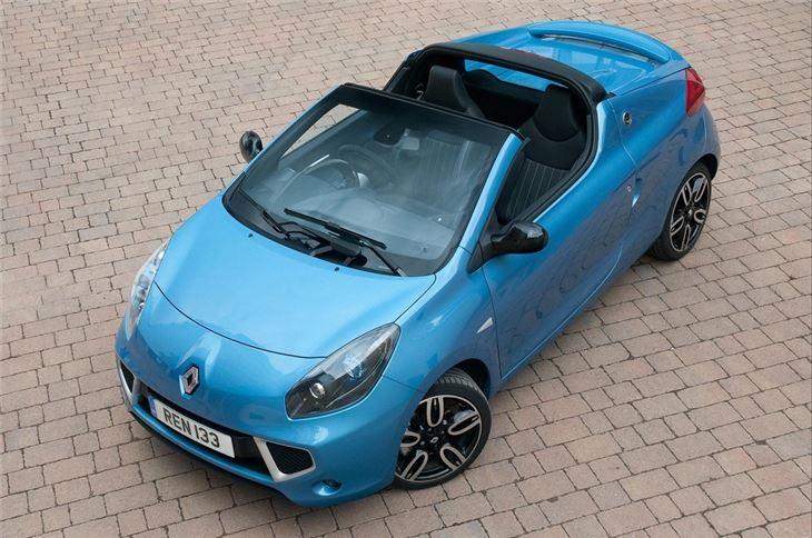 Renault Wind 2010 - Car Review | Honest John