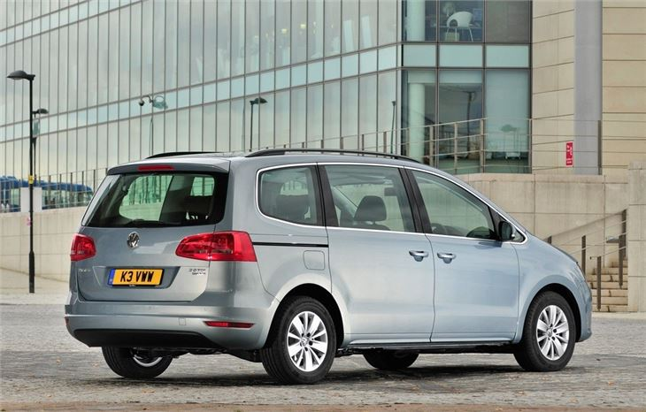 Volkswagen Sharan 2010 Car Review Honest John