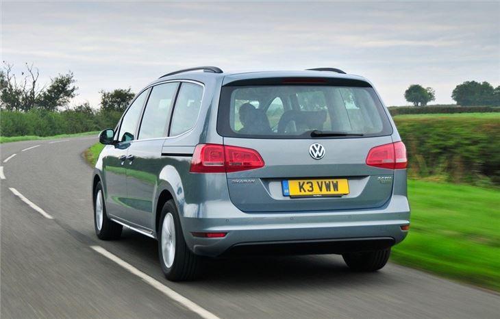 volkswagen sharan 2010 car review honest john. Black Bedroom Furniture Sets. Home Design Ideas