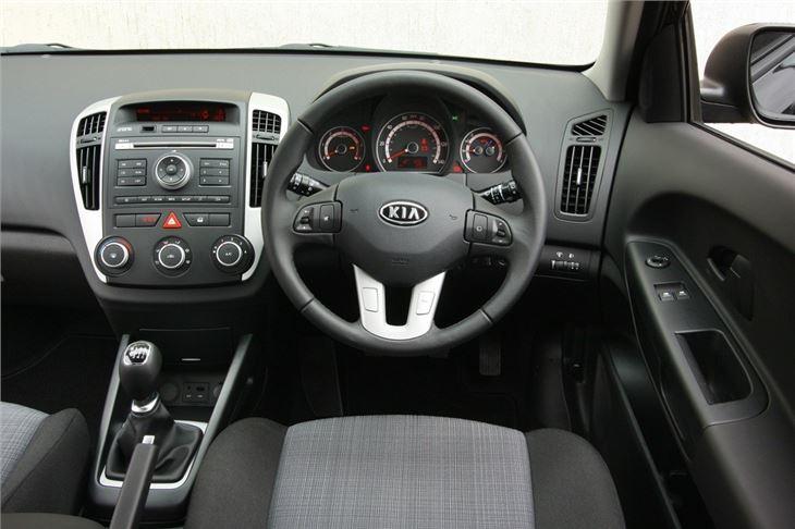 Kia Cee D 2010 Car Review Honest John