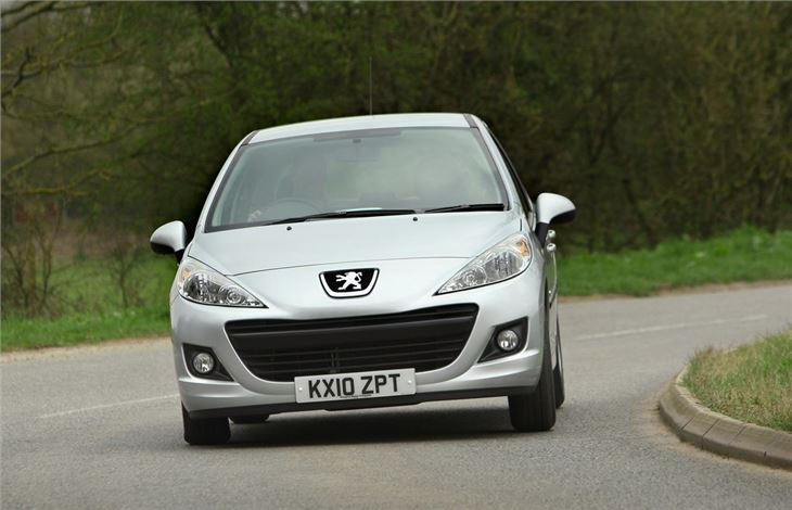 peugeot 207 2006 - car review | honest john
