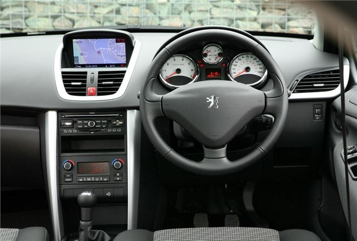 peugeot 207 sw 2007 - car review | honest john